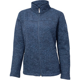Ivanhoe of Sweden Fireworks Veste polaire zippée Femme, light navy